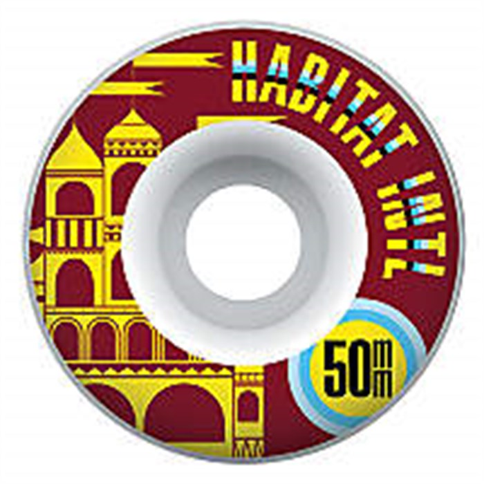 Habitat - International Initiative Skateboard Wheels