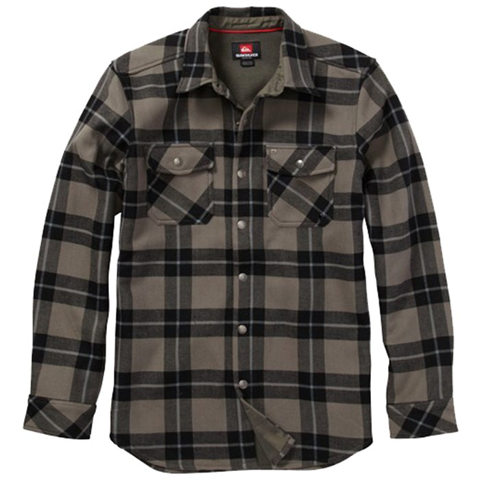 Quiksilver - Simple Question Button-Down Shirt