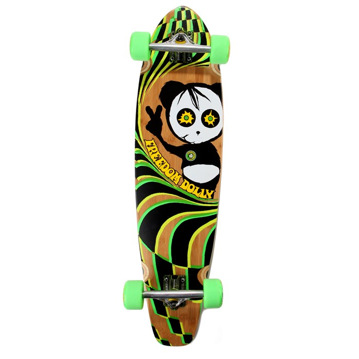 Freedom Dolly - Stoney Panda Longboard Complete