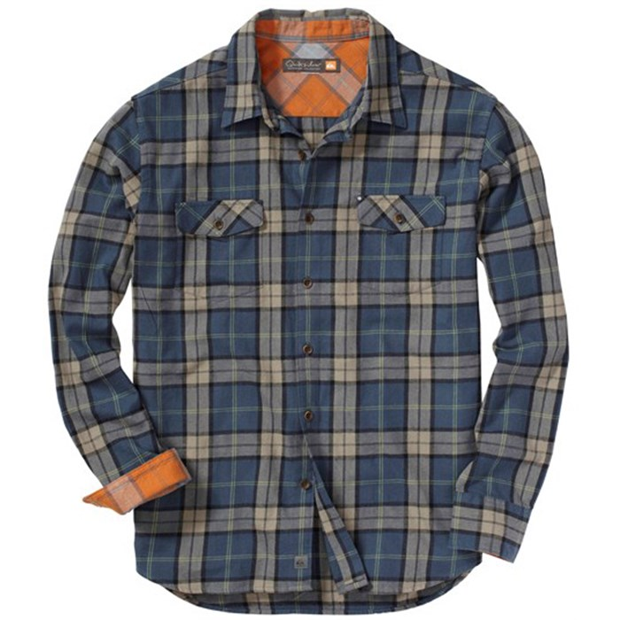 Quiksilver - Cannons Beach Button-Down Shirt