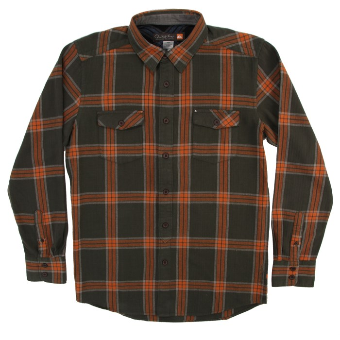 Quiksilver - Lincoln Bay Button-Down Shirt