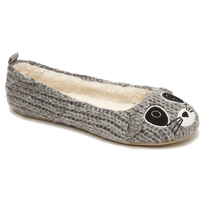 Roxy - Pine Cone Slippers - Women's