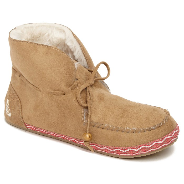 Roxy - Chestnut Slippers - Women's