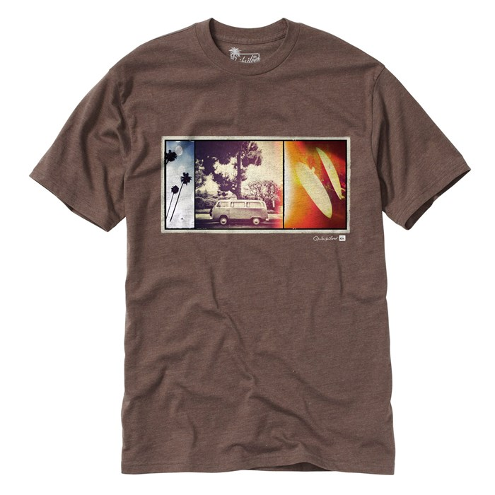 Quiksilver - Weathered T-Shirt