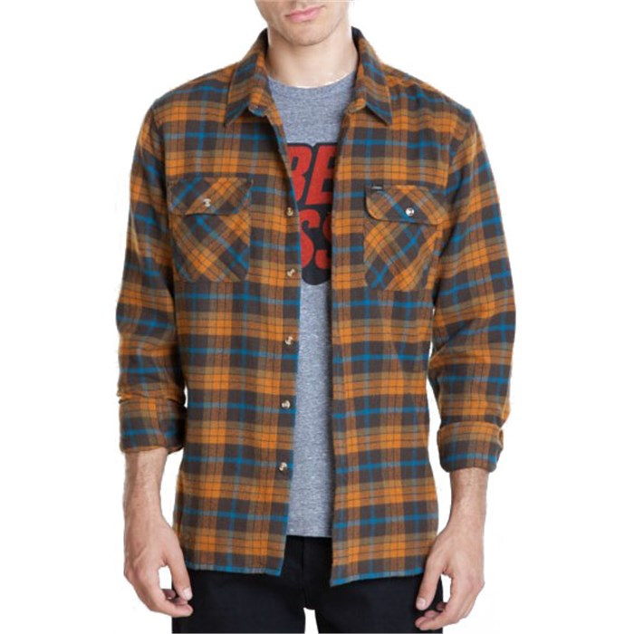 Obey Clothing - Cabin Fever Button-Down Shirt