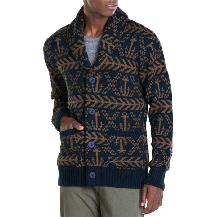 Obey Clothing - Anchors Cardigan