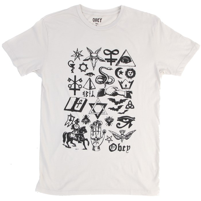 Obey Clothing - Secrets T-Shirt