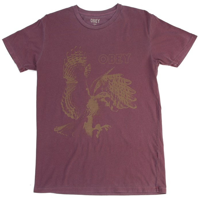 Obey Clothing - Hawk Attack T-Shirt