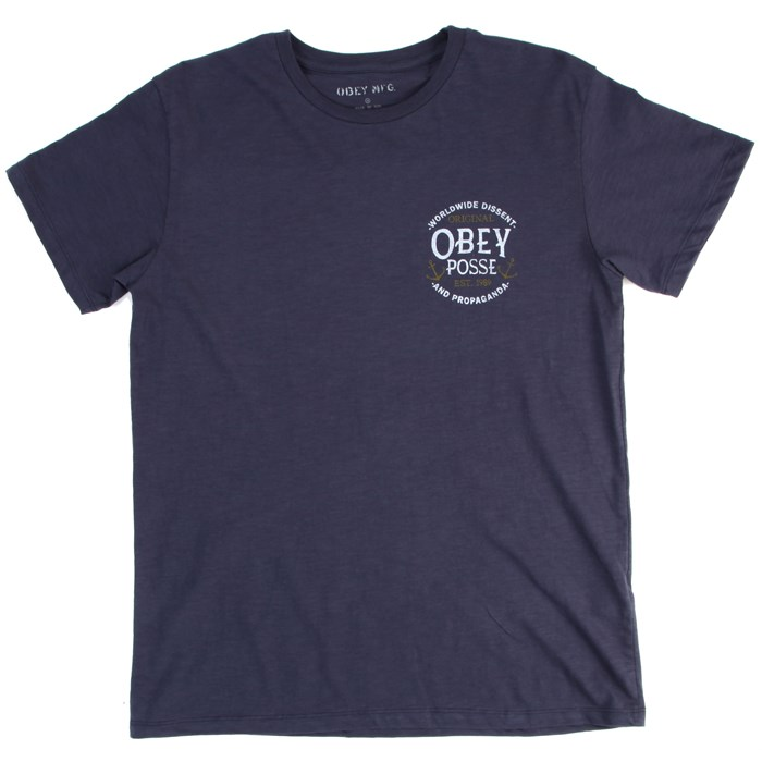 Obey Clothing - Original Obey Posse T-Shirt