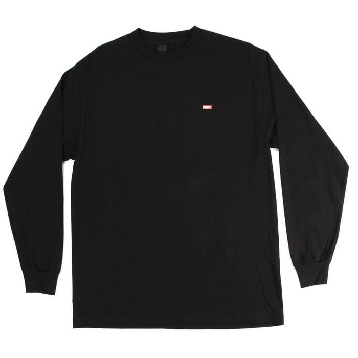 Obey Clothing - Bar Logo Long-Sleeve Shirt