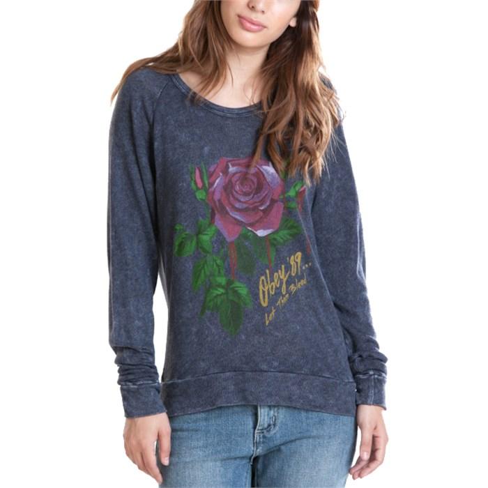 Obey Clothing - Let Them Bleed Sweatshirt - Women's
