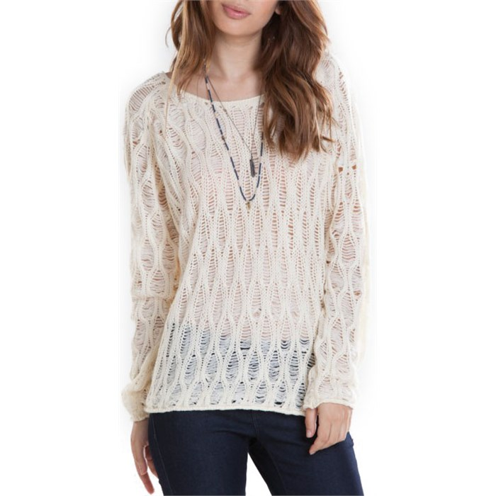 Obey Clothing - Running Wild Sweater - Women's
