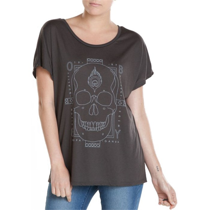 Obey Clothing - Death Hallucinations Top - Women's