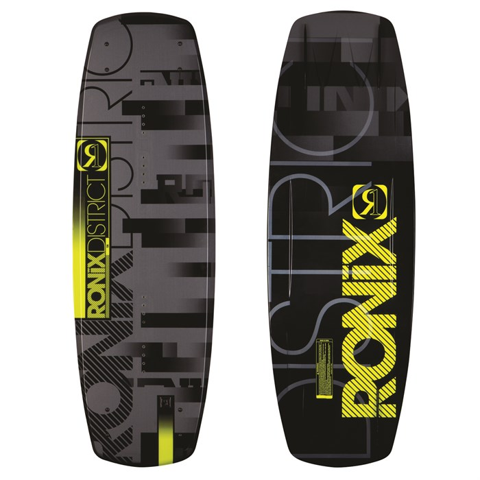 Ronix - District Wakeboard - Blem 2013