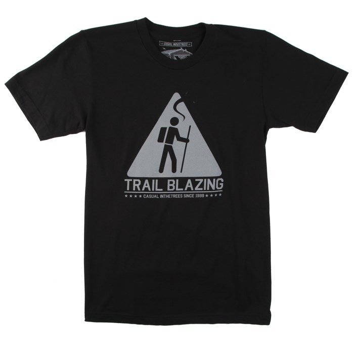 Casual Industrees - Trail Blazing T-Shirt