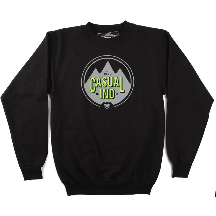 Casual Industrees - The Alps Crew Neck Fleece