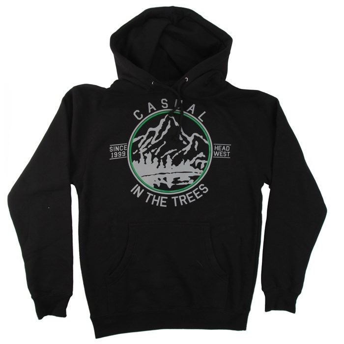 Casual Industrees - In The Trees Pullover Hoodie