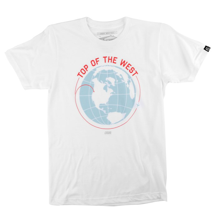 Casual Industrees - Top Of The West 2 T-Shirt