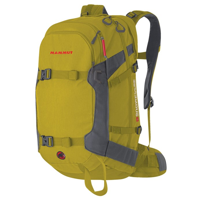 Mammut - Ride R.A.S. 22 L Airbag Pack (Cartridge Not Included)