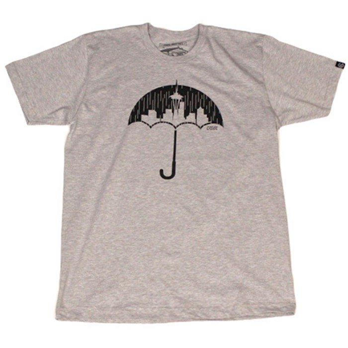 Casual Industrees - Umbrella Rain Camo T-Shirt