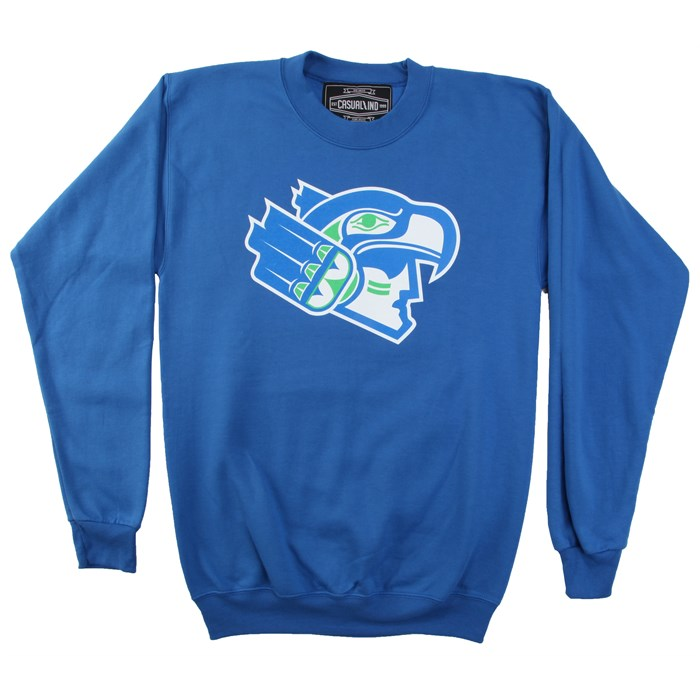 Casual Industrees - Fanbrah Crew Neck Fleece
