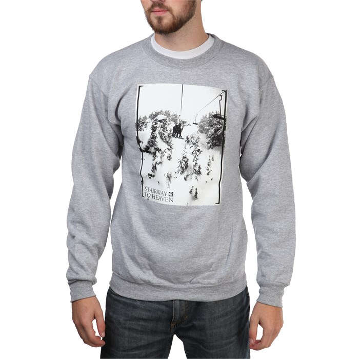 Casual Industrees - Stairway To Heaven Crew Neck Fleece