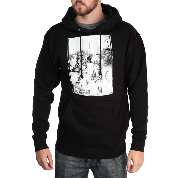 Casual Industrees - Casual Industrees Stairway To Heaven Pullover Hoodie