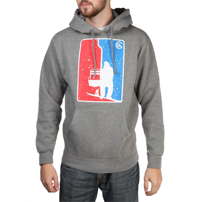 Casual Industrees - Solo Dolo Speckle Pullover Hoodie