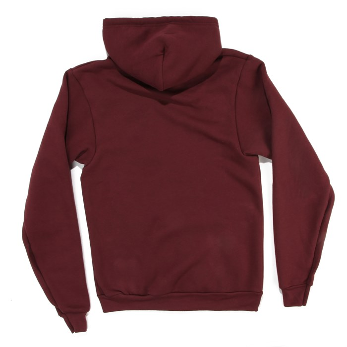 Casual Industrees - Chairlift 3M Zip Fleece Hoodie