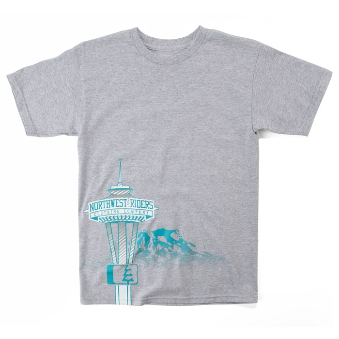 Northwest Riders - Landmark T-Shirt