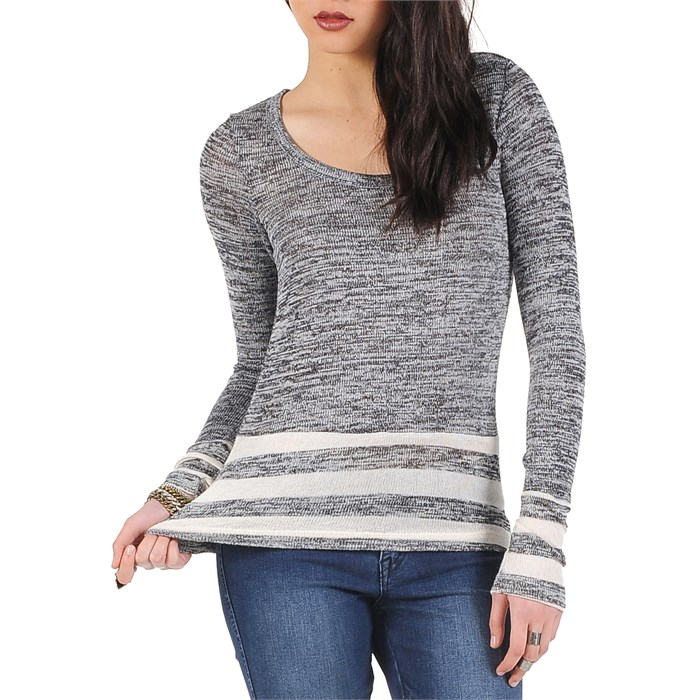 Volcom - Crystal Moon L/S Top - Women's
