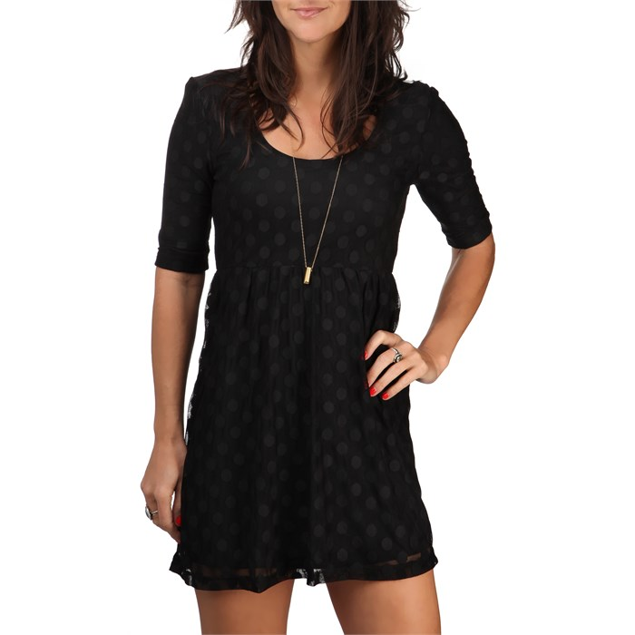 Volcom - Let It Roll L/S Dress - Women's