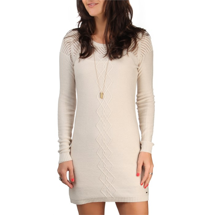 Volcom - Sweeter Sweater Dress - Women's