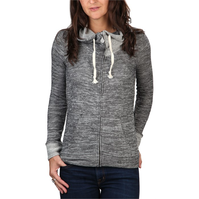 Volcom - Knitwit Zip Sweatshirt - Women's