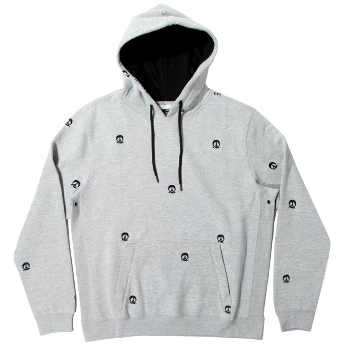 Gnarly - Step & Repeat Hooded Sweatshirt