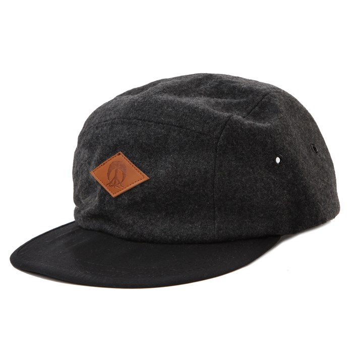 Gnarly - Wool 5 Panel Hat