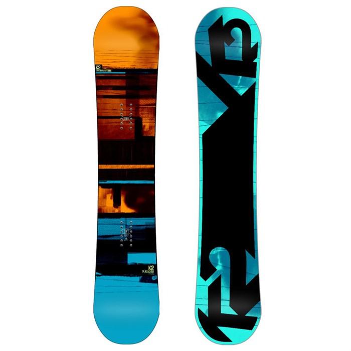 K2 - Playback Snowboard - Demo 2014