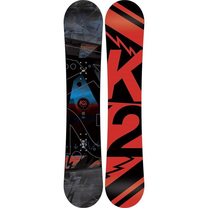 K2 - Brigade Snowboard - Demo 2014