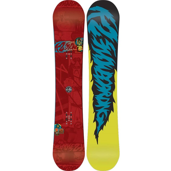 K2 - Hit Machine Snowboard 2014