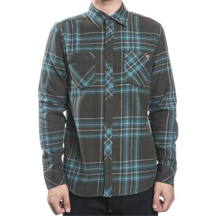 The Hundreds - Hacket Button-Down Shirt