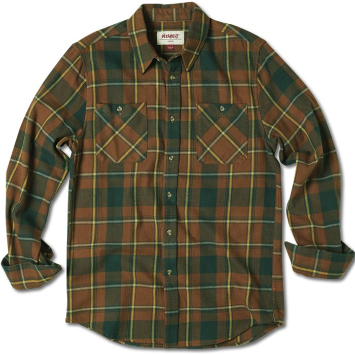 Altamont - Strake Long-Sleeve Button-Down Flannel