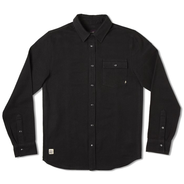 Altamont - Mast Long-Sleeve Button-Down Flannel