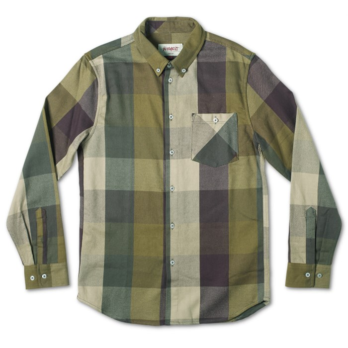 Altamont - Conifer Long-Sleeve Button-Down Shirt