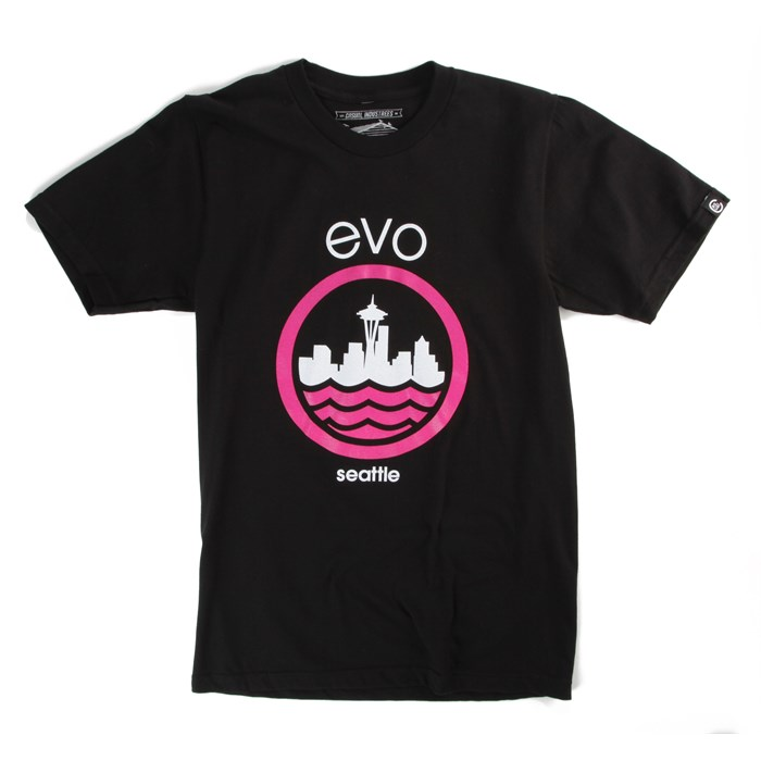 Casual Industrees - evo Needle 2.0 T-Shirt