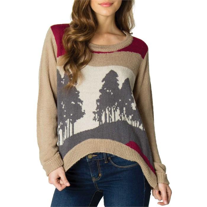 Billabong - Nature Scene Sweater - Women's
