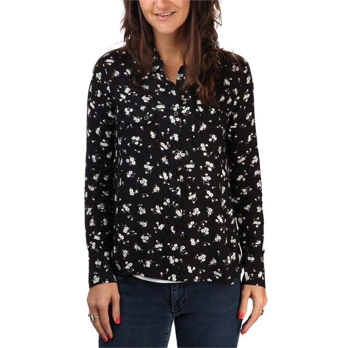 Billabong - In A Jam Button-Down Shirt - Women's
