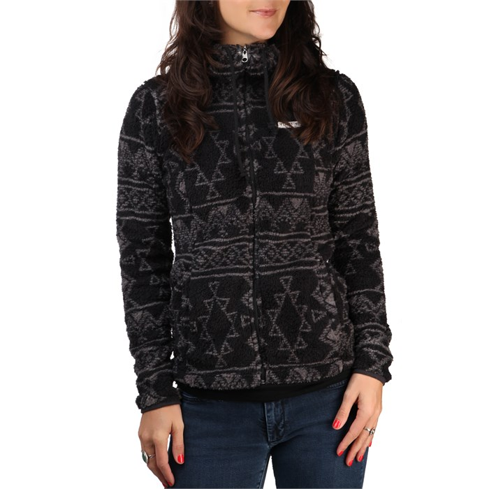 Billabong - Heart Of Gems Zip Hoodie - Women's
