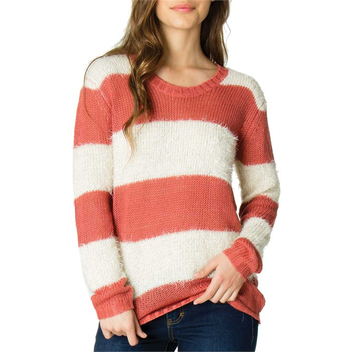 Billabong - Fuzzy Ride Sweater - Women's