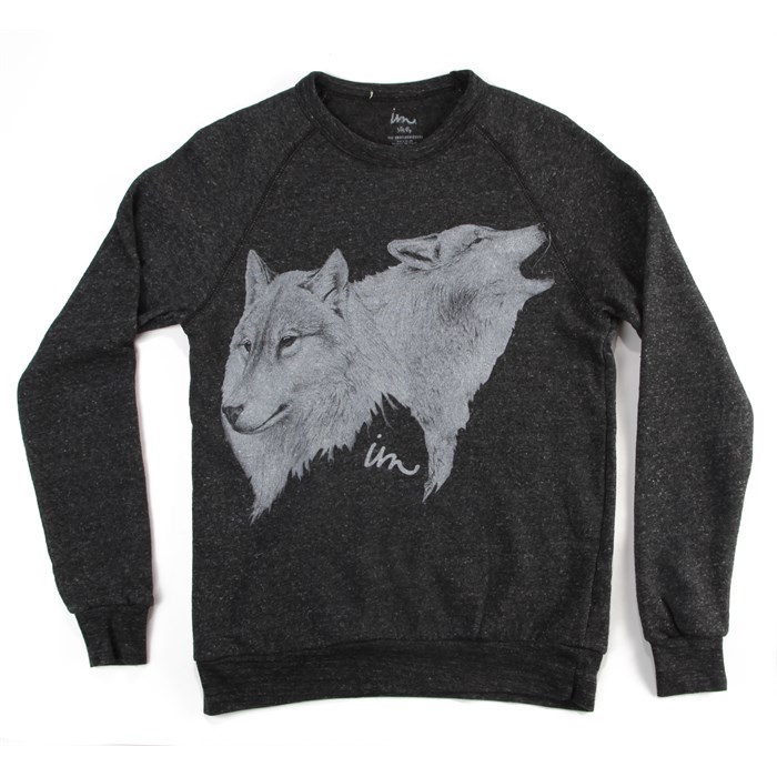 Imperial Motion - Wolves Crew Neck Sweatshirt