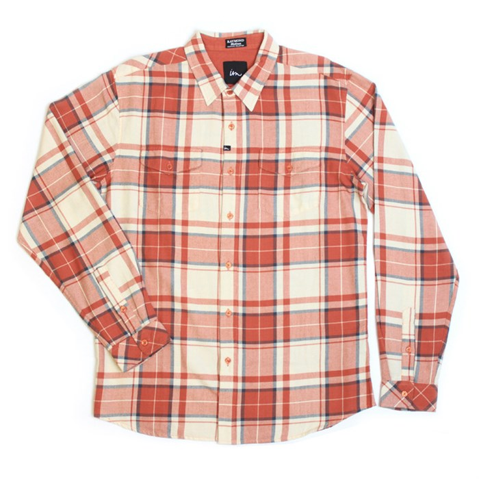 Imperial Motion - Molinar Button-Down Flannel Shirt